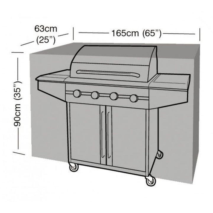 Garland Extra Large Classic Barbecue BBQ Cover (W1120)