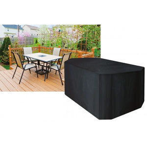 Deluxe 8 Seater Rectangular Garden Furniture Set Cover (W1416)