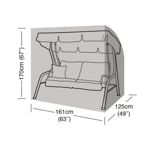 Garland Deluxe 2 Seater Swing Seat Cover W1428