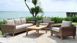 Bahamas Lounge Sofa Set by Lifestyle Garden KENT ONLY DELIVERY