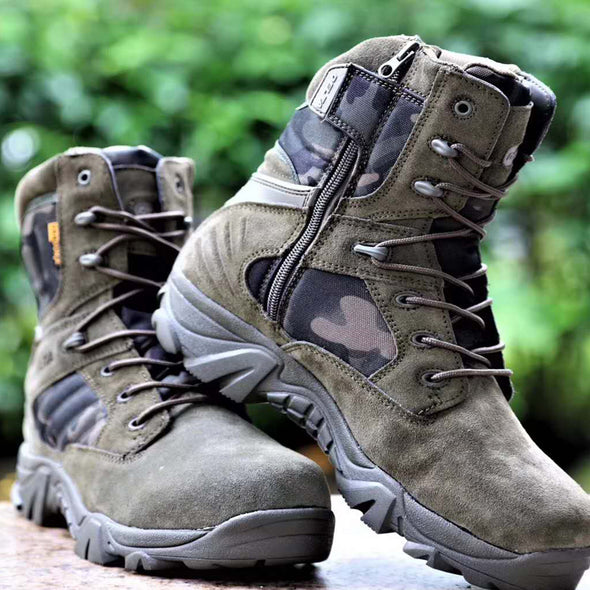 Hunting boots  Military Combat Tactical Boots
