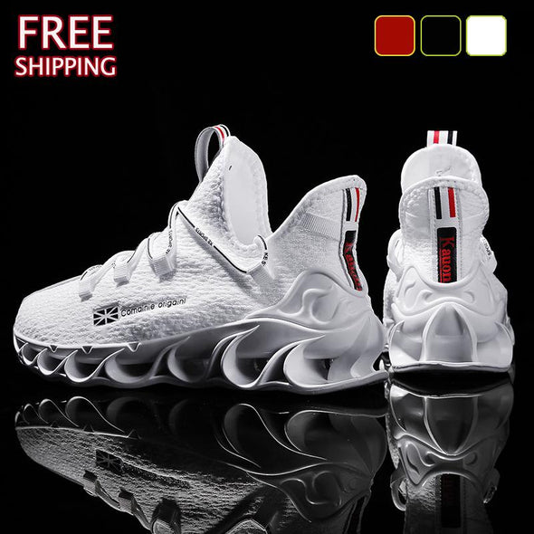 Fashion New Blade Running Shoes For Men Sneakers