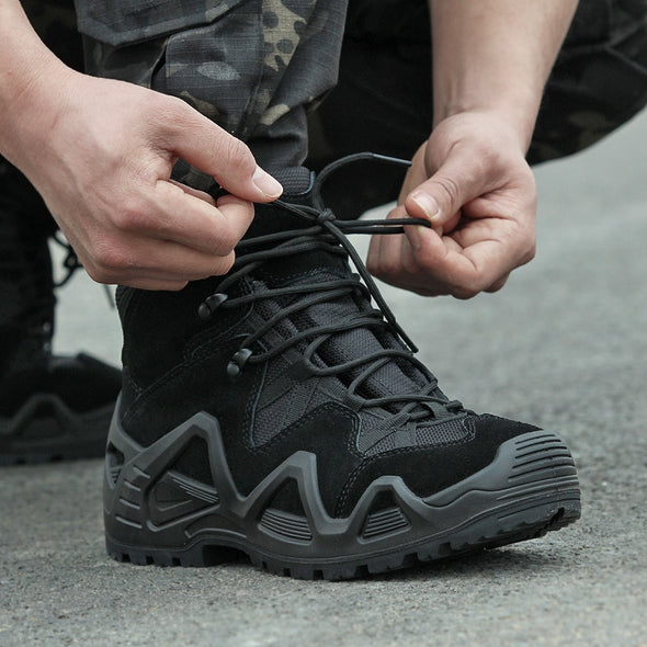 Outdoor Water Resistant Non-slip High Top Boot