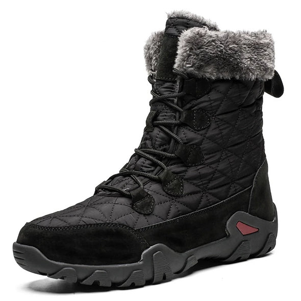 Outdoor Winter Waterproof Boots Men Shoes