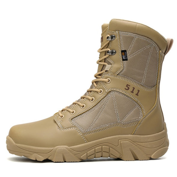 Men Desert Outdoor Boots