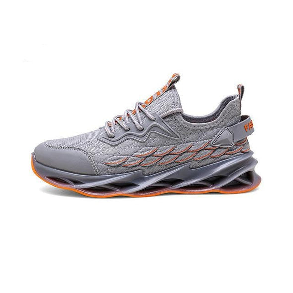 High Quality Comfortable Lace-up Male Mesh Shoes