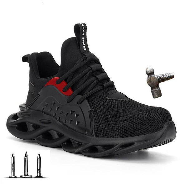 Safety Shoes Work Sneakers Men Boots