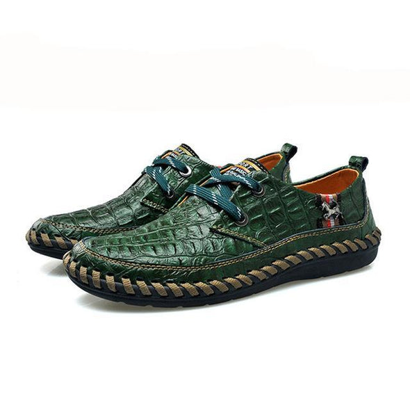 Fashion Quality Genuine Leather Casual Shoes