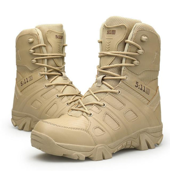 Waterproof Camping Hunting Climbing Tactical Men Boots