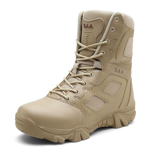 Desert Tactical Mens Boots Wear-resisting Army Boots