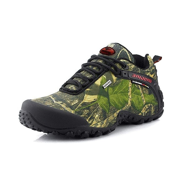 Waterproof Hiking Shoes  Anti-skid Wear Resistant Breathable
