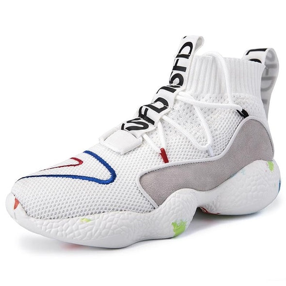 High Top Running Shoes For Men