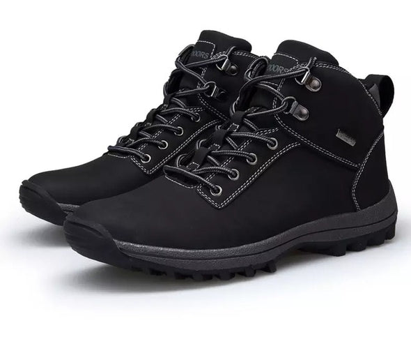 Fashion Sneakers Lace Up Outdoor Mountain Men Shoes