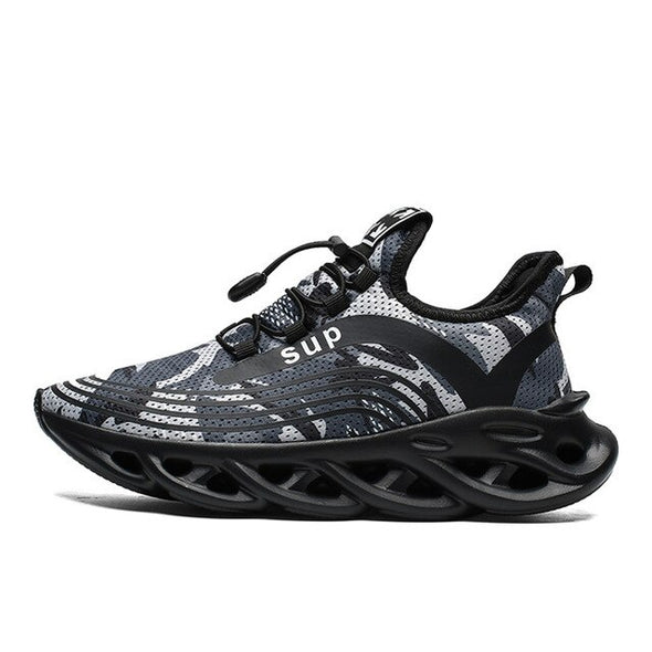 Lightweight Fashion Cushioning Walking Sneakers