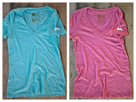 Ladies Wave Vee Tee
