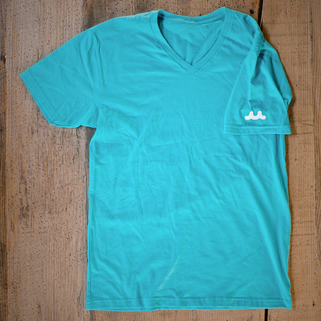 Manly Men's Wave Vee Tee