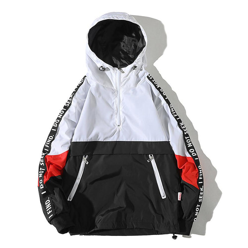 Men's Contemporary Hooded Jackets - SlickWearApparel