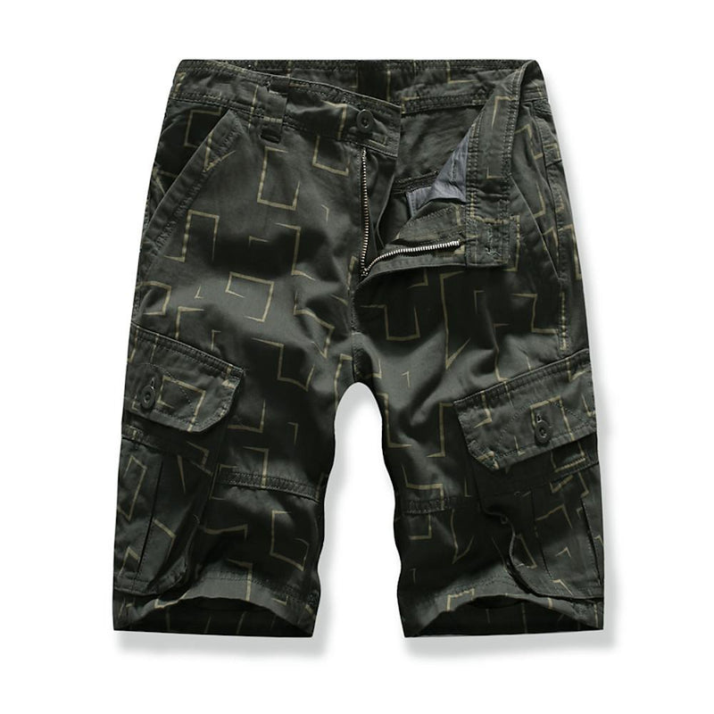 Men's Loose Chinos Shorts Pants