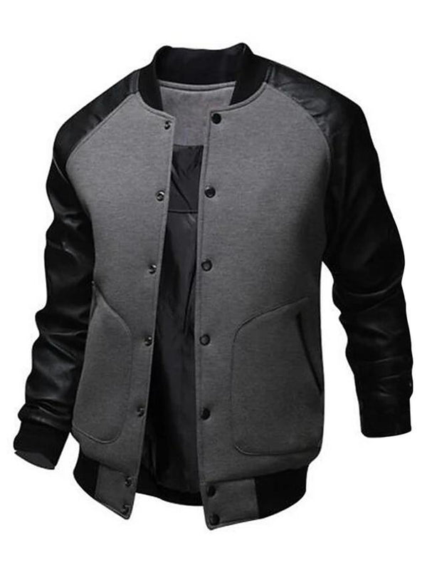 Men's Winter Bomber Jacket - SlickWearApparel