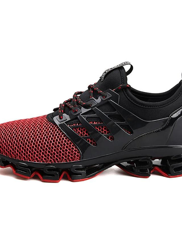 Men's Comfort Two Toned Athletic Running Shoes