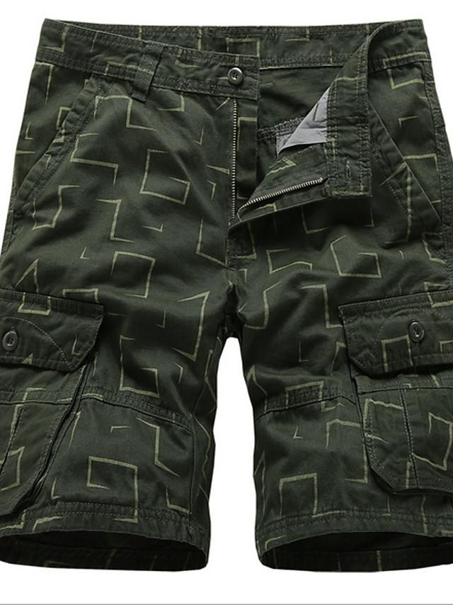 Men's Street Hip-Hop Style Shorts