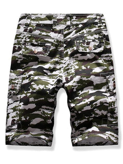 Men's Loose Chinos / Shorts Pants - Camouflage