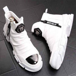 Fashion Designer High Top Boots