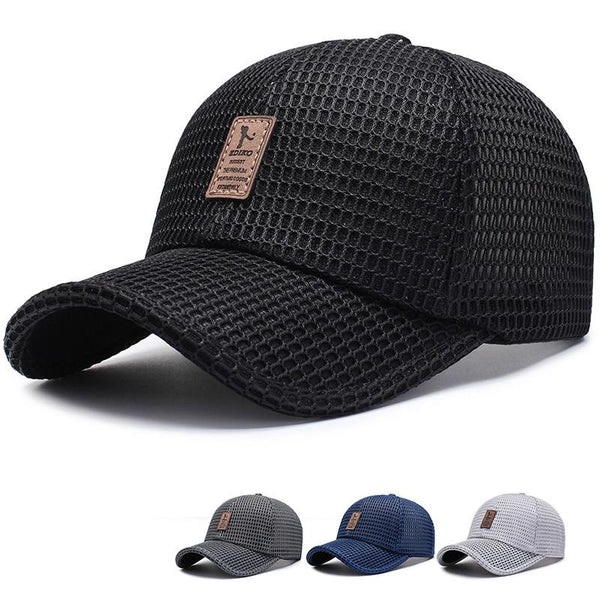 Adjustable Cotton Breathable Baseball Hats - SlickWearApparel