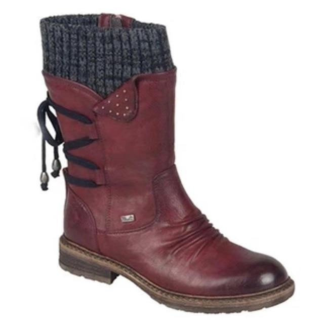 2020 Ladies Genuine Leather Boots - SlickWearApparel