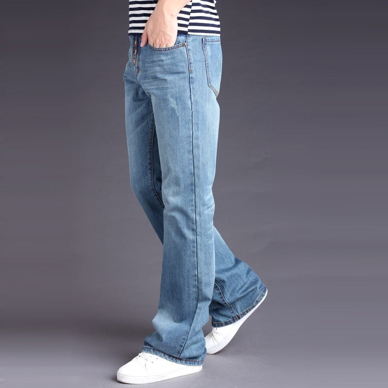 Men's Spring Denim Jeans