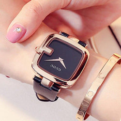 Ladies Bracelet Leather Strap Watches