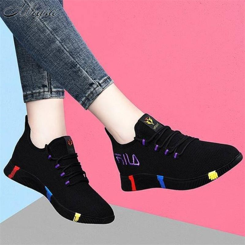 2020 Women's Stylish Multicolor Casual Sneakers - SlickWearApparel