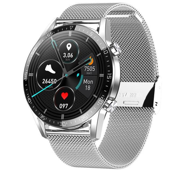 Men's Smart Watch for Android Phone Iphone IOS - SlickWearApparel