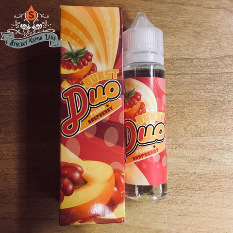 DUO - Peach Raspberry 60mL