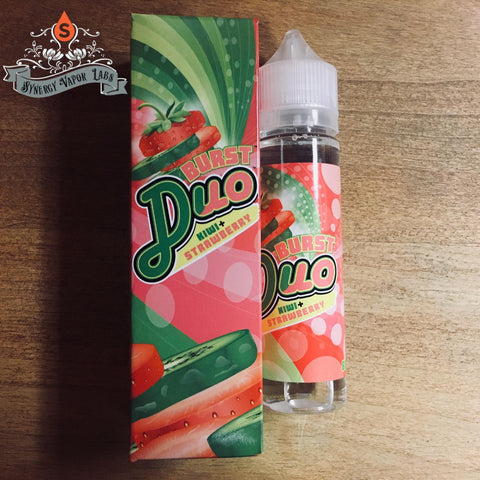 Duo - Strawberry Kiwi - 60mL