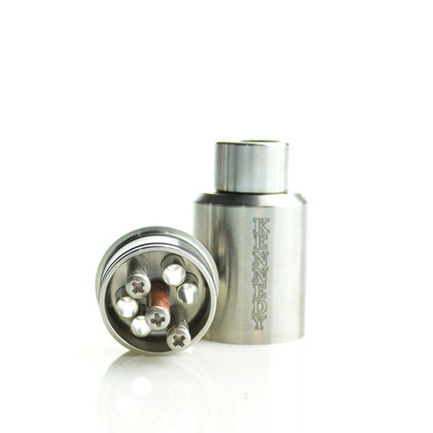Infinite - Kennedy - RDA - Stainless Steel