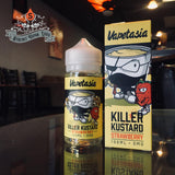 Vapetasia - Killer Kustard Strawberry 100ml -
