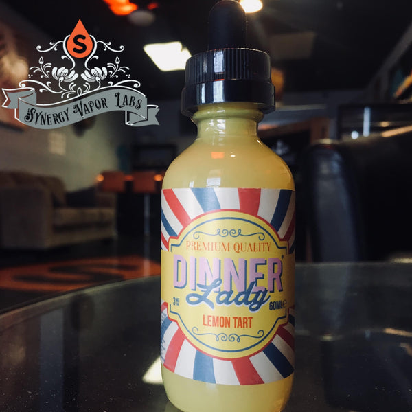 Dinner Lady - Lemon Tart 60mL