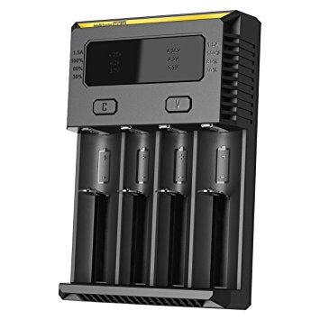 Nitecore - I4 4Bay Intelli Charger