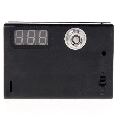 Ohm Meter for RDA/RBA