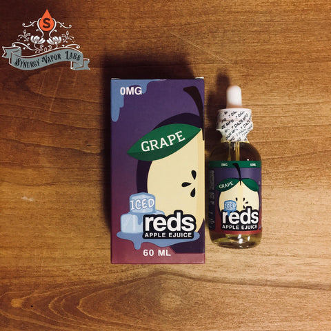 Reds - Grape Ice 60mL