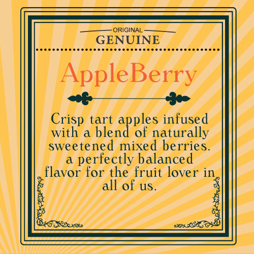AppleBerry - 60mL