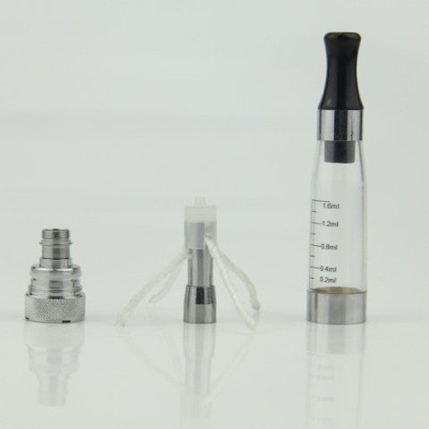 Innokin iClear 16 - 2ml - dual coil Clearomizer - 2.1  ohm - Clear
