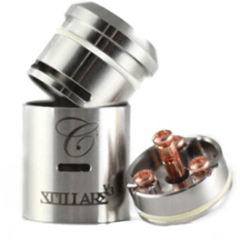 Stillare - RDA - V3 - Stainless Steel