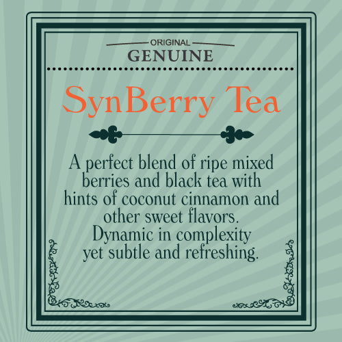 SynBerry Tea - 60mL