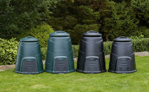 recycled plastic composter