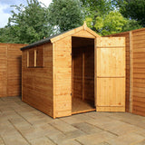 7 x 5 timber shed