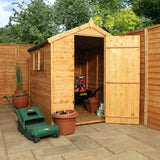 7 x 5 Wooden Shed- Shiplap