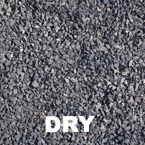 Grey Stone Chippings Gravel - Builders Bulk Bag 850KG