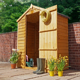 3 x 5 garden shed store